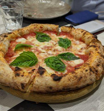 Margherita (Pizzeria Il Segreto di Pulcinella, Benevento)