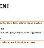 Menu3 (Pizzeria Don Antonio 1970, Salerno