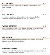 Menu6 (Pizzeria Don Antonio 1970, Salerno