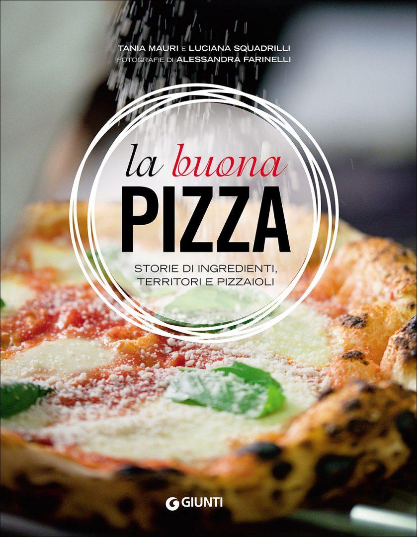 La buona pizza, copertina