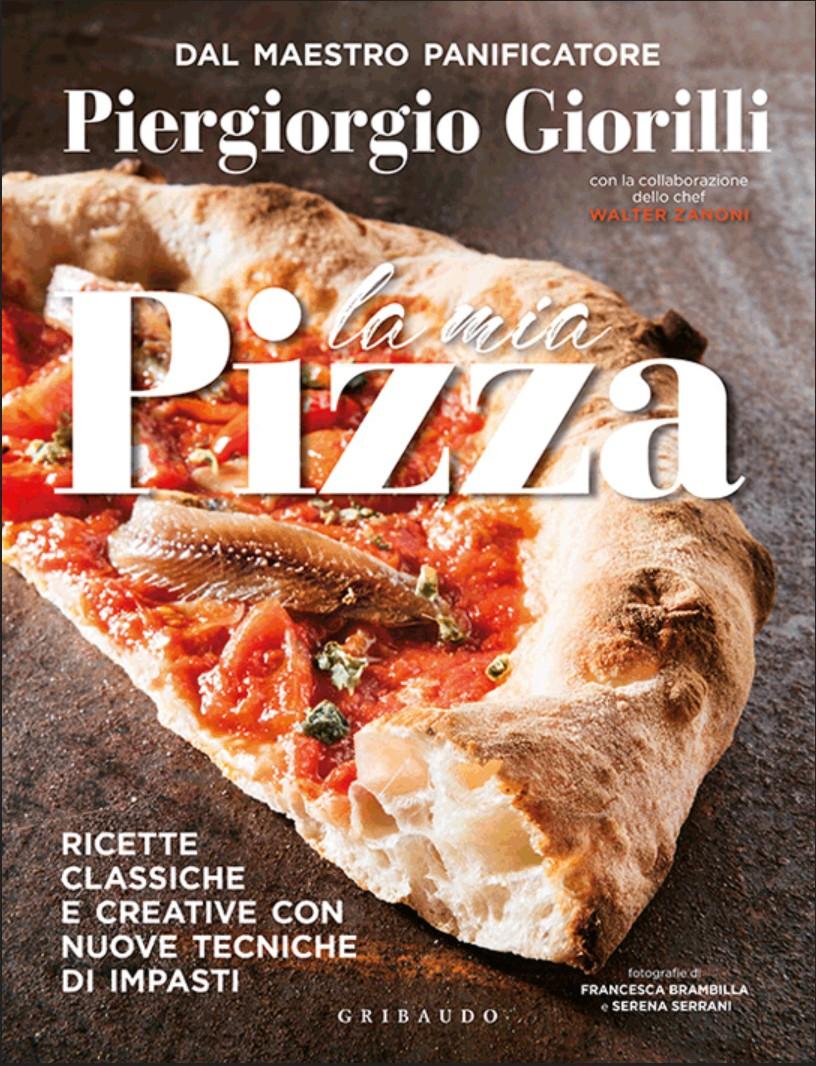 La mia pizza, copertina