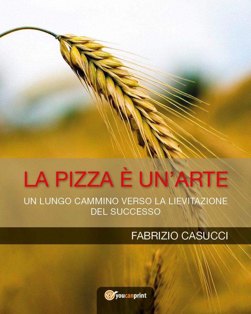 La pizza è un'arte, copertina