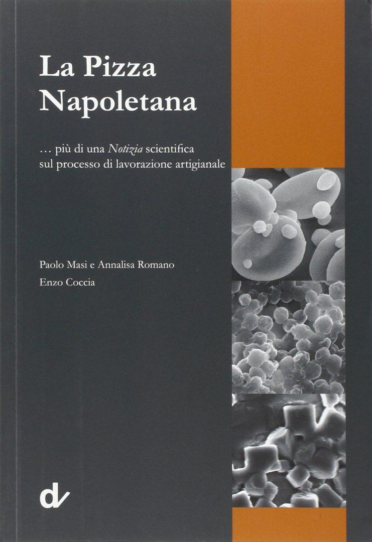 La pizza napoletana, copertina