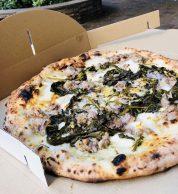 Salsiccia e friarielli (Pizzeria A16 Tokyo, Chiyoda)
