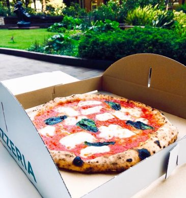 Margherita (Pizzeria A16 Tokyo, Chiyoda)