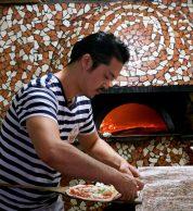 Preparazione (Pizzeria e trattoria da Isa, Meguro, Tokyo)