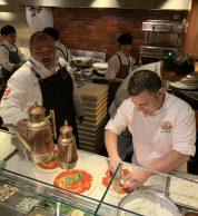 Preparazione (Pizzeria The Kitchen Salvatore Cuomo GINZA, Chuo, Tokyo)