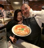 Salvatore Cuomo (Pizzeria The Kitchen Salvatore Cuomo GINZA, Chuo, Tokyo)