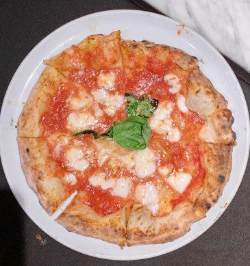 Margherita (Pizzeria The Kitchen Salvatore Cuomo GINZA, Chuo, Tokyo)