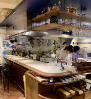 Bancone (Pizzeria La Tripletta, Shinagawa, Tokyo)