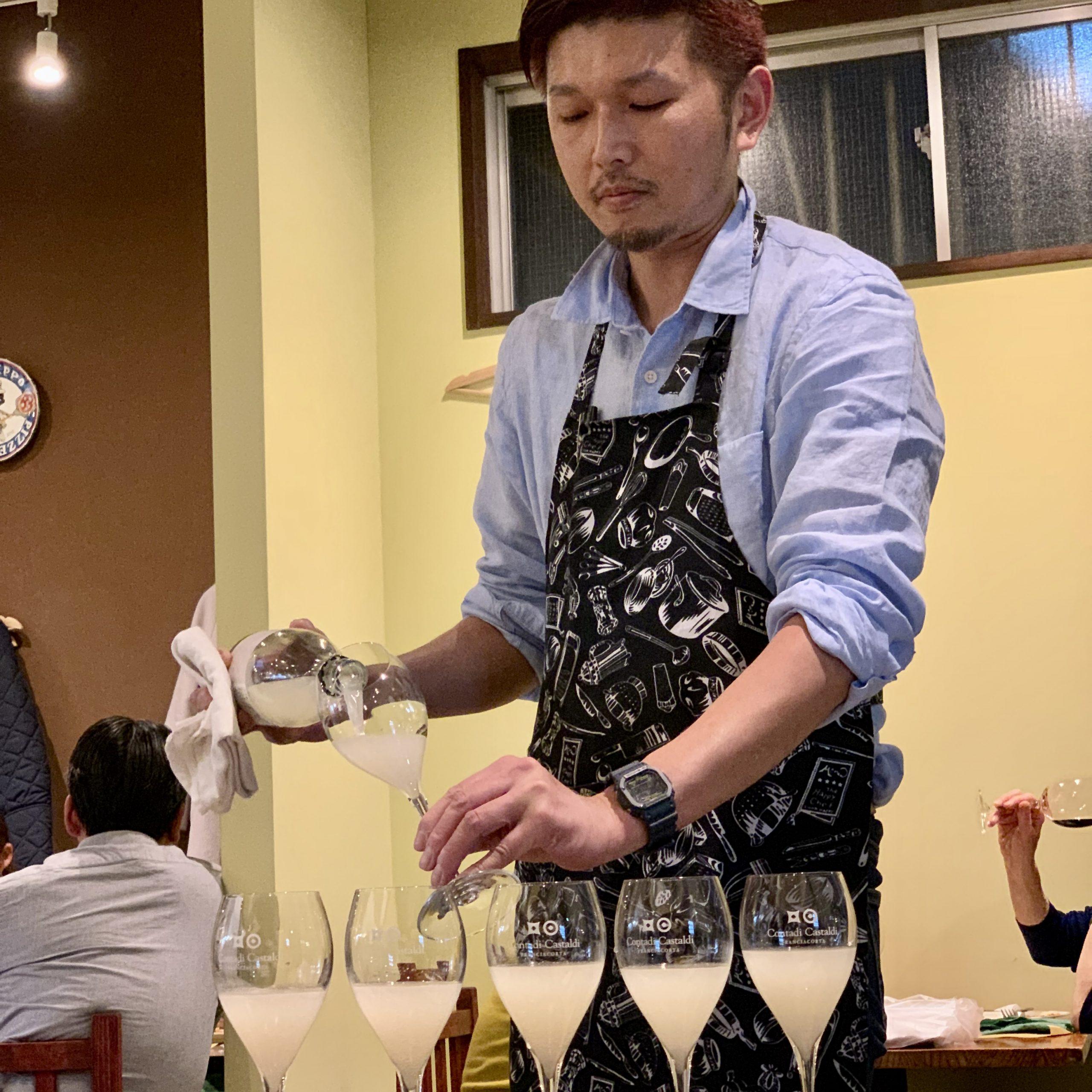 Aperitivo (Pizzeria Oppla'! Da Gtalia, Nerima City, Tokyo)
