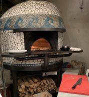 Forno (Pizzeria Il Tamburello, Chuo, Tokyo)