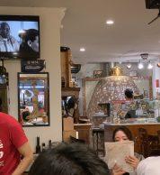 Interno 2 (Pizzeria L'insieme, Koto, Tokyo)
