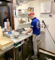 Stesura (Pizzeria Perte, Chiba)