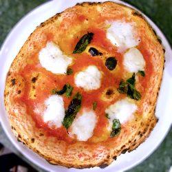Margherita (Pizzeria Massimotavio, Suginami, Tokyo)