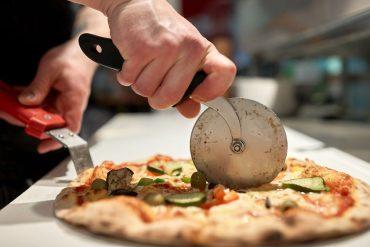 dividere la pizza