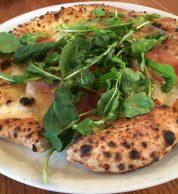 Pizza crudo e rucola (Lacco Ameno, Odawara)