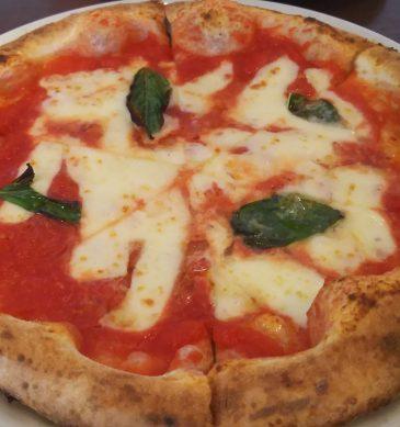 Margherita (Pizzeria Bel Gioco, Hofu)