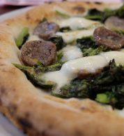 Salsiccia e friarielli (Pizzeria Bel Gioco, Hofu)