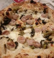 Salsiccia e friarielli (Pizzeria Solo Pizza Napoletana, Nagoya)