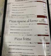 Menu4 (Nonna Ma, Frottamaggiore, Napoli)