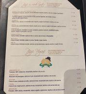 Menu2 (Pizzeria Da Lioniello, Succivo, Caserta)