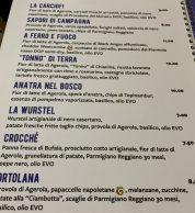 Menu3 (Fronna D'Està, Pomigliano d'Arco, Napoli)