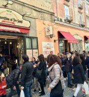 Esterno (Pizzeria Concettina ai Tre Santi, Stella, Napoli)
