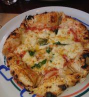 Pizza margherita (Pizzeria Vento e Mare, Niigata)
