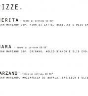 Menu1 (Pizzeria Concettina ai Tre Santi, Stella, Napoli)