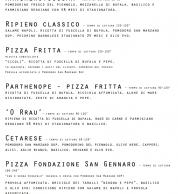 Menu2 (Pizzeria Concettina ai Tre Santi, Stella, Napoli)