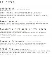 Menu3 (Pizzeria Concettina ai Tre Santi, Stella, Napoli)