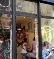 Esterno (Pizzeria Magnà, Opéra, Parigi)