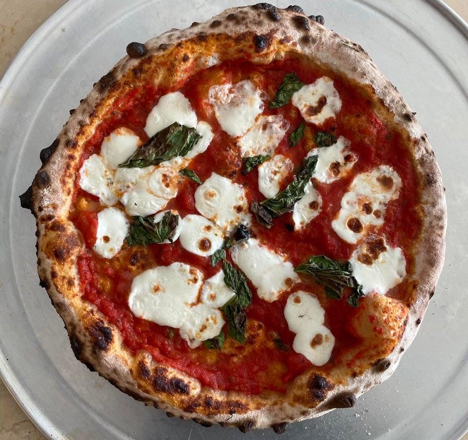 Pizza Neapolitan Style