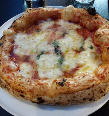 Margherita (Pizzeria Ragazzi, Passy, Parigi)