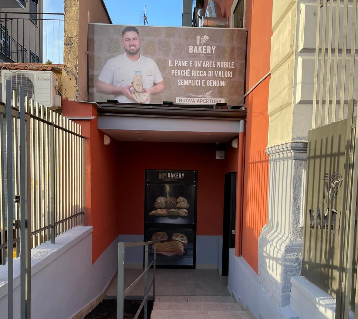 10 Bakery esterno