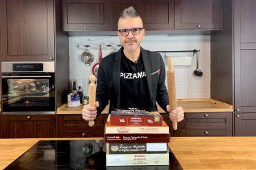 Antonio Fucito prova 10 pizze surgelate su Garage Pizza