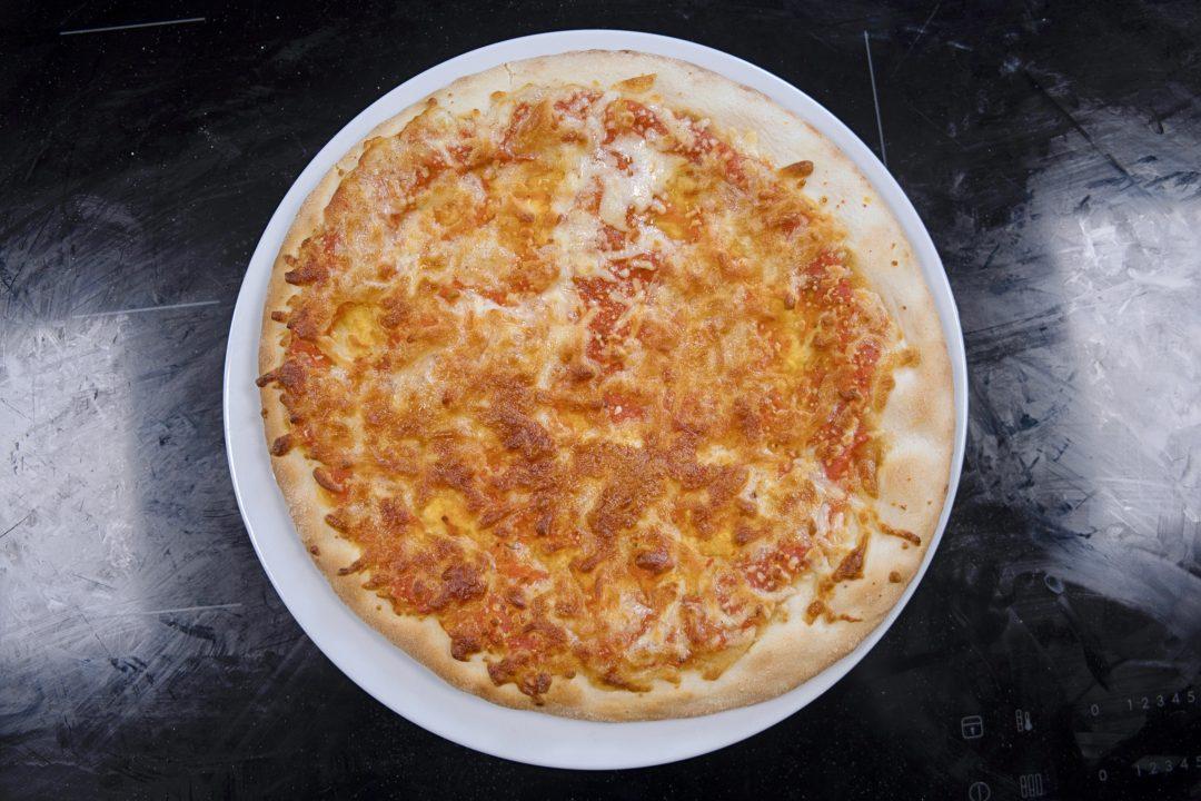 Pizza surgelata Conad, dopo cottura