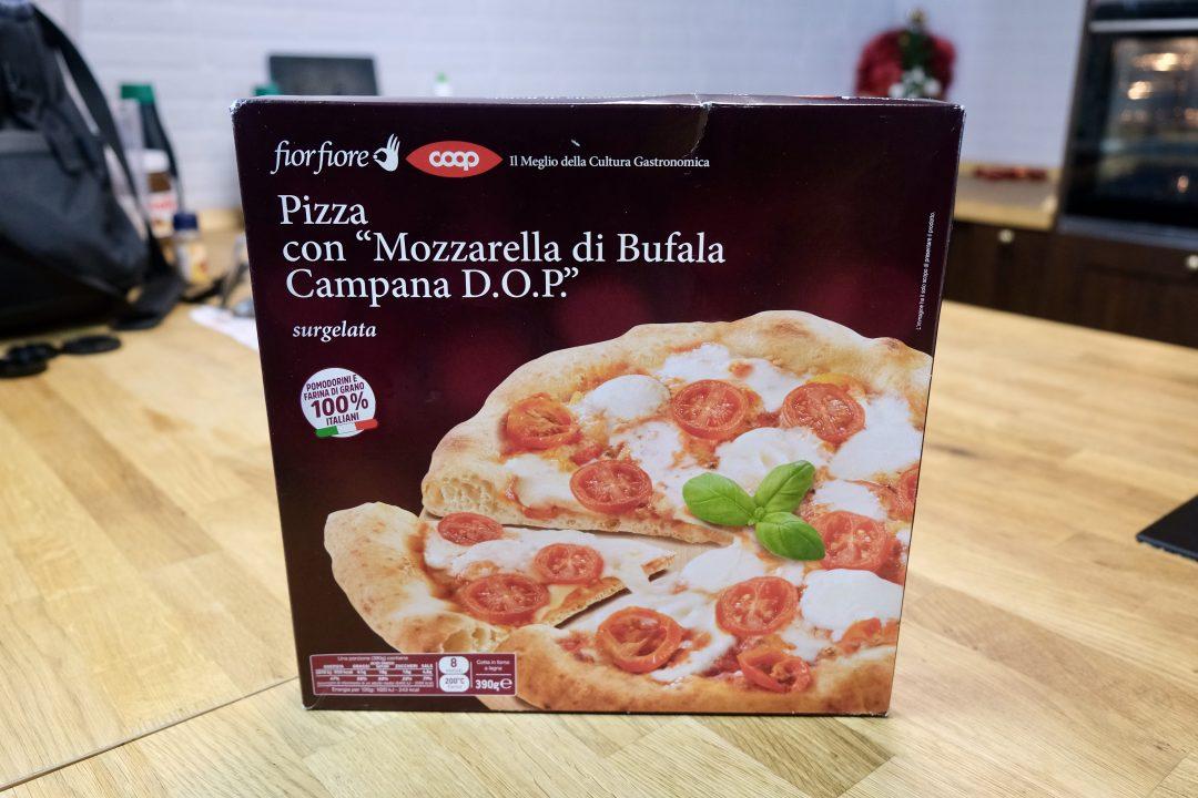 Confezione Pizza surgelata Fior Fiore Coop
