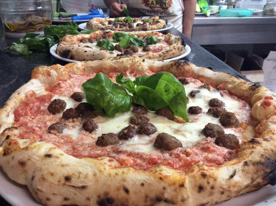 Pizzeria élite Pasqualino Rossi