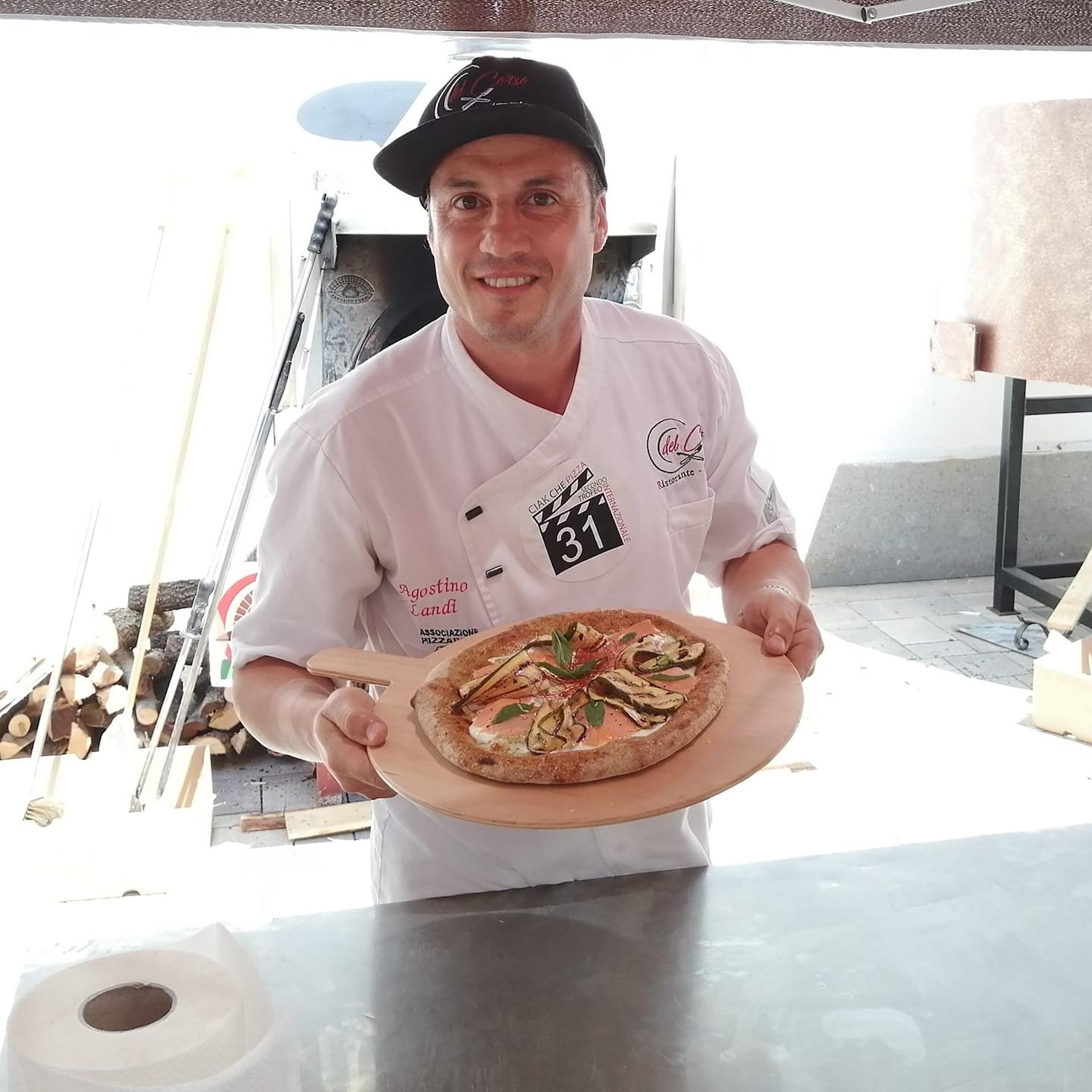 Agostino Landi Pizza Sanremo 2021