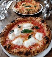 Margherita2 (Pizzeria Bianco 43, Greenwich, Londra)