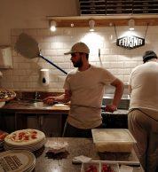 Cucina (Pizzeria Farina, Kensington and Chelsea, Londra)
