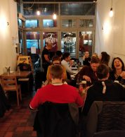 Interno (Pizzeria Farina, Kensington and Chelsea, Londra)