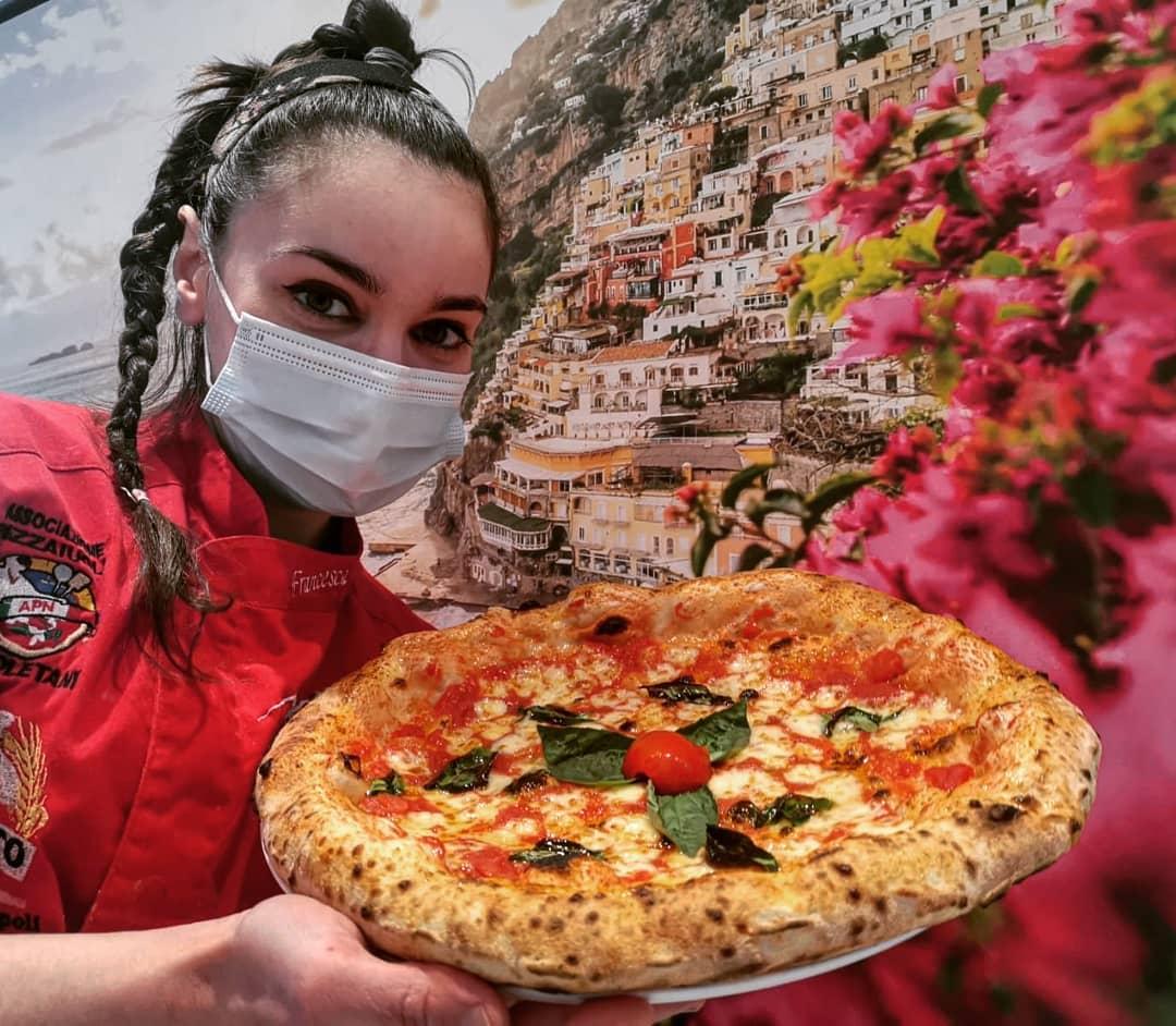Francesca Lerro, pizzaiola