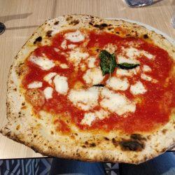 Margherita (L'antica pizzeria da michele, Westminister, Londra)