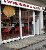 Esterno (L'antica pizzeria da michele, Westminister, Londra)