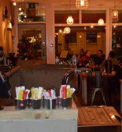 Interno (Pizzeria Meridionale, (Hammersmith and Fulham, Londra)