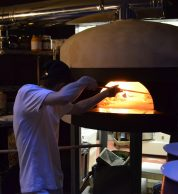 Forno (Pizzeria Wanderlust, Greenwich, Londra)