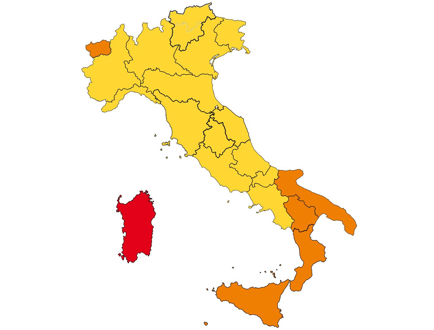DPCM italia 22 aprile